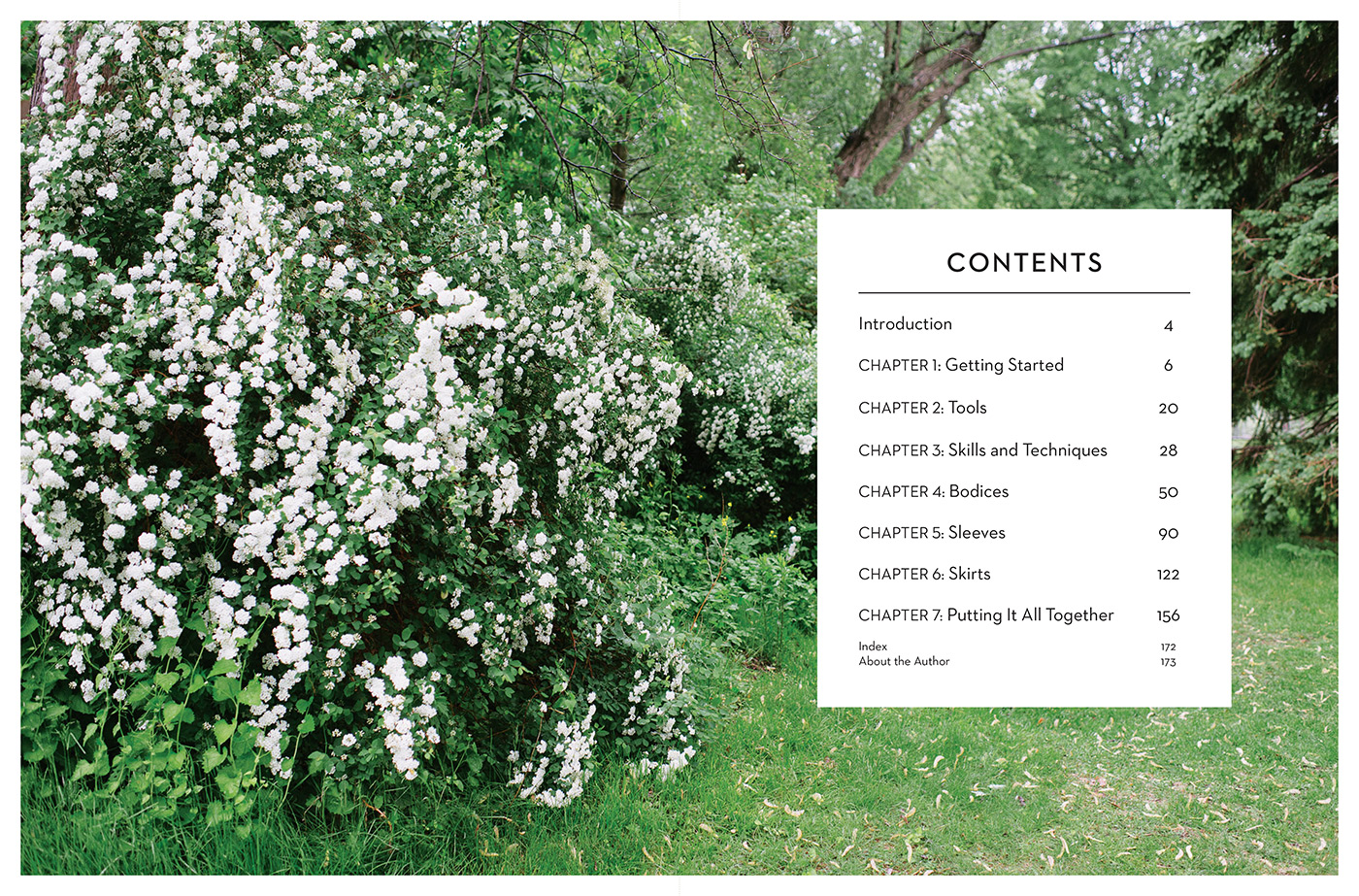 Boundless Style - Table of Contents